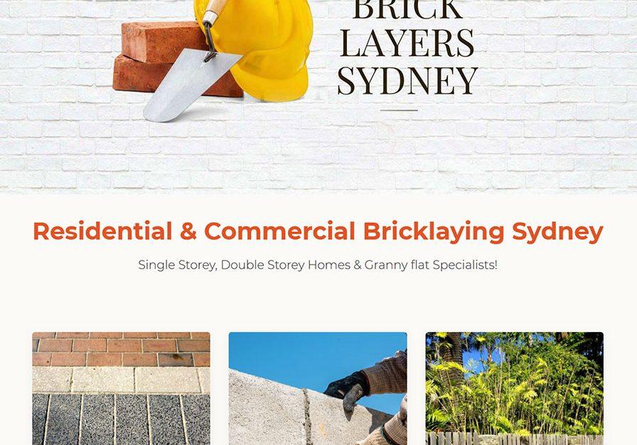 bricklayerssydney